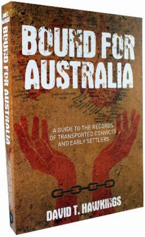 Bound for Australia new book
