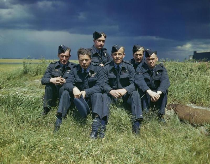 RAF 617 Squadron, the Dambusters