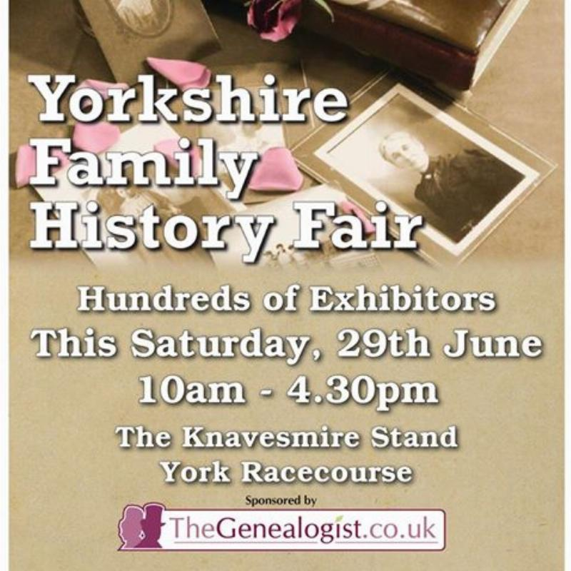 York Family History Fair