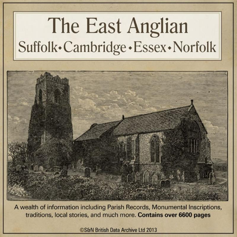 The East Anglian CD