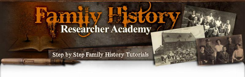 Family History researcher