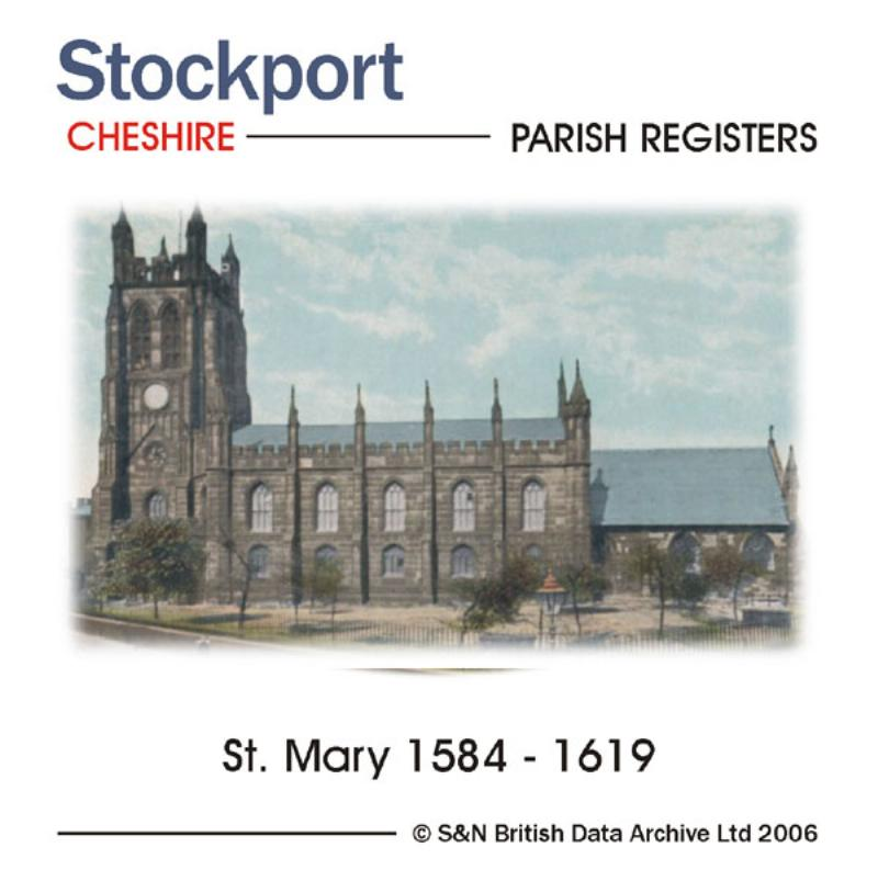 Stockport Parish registers