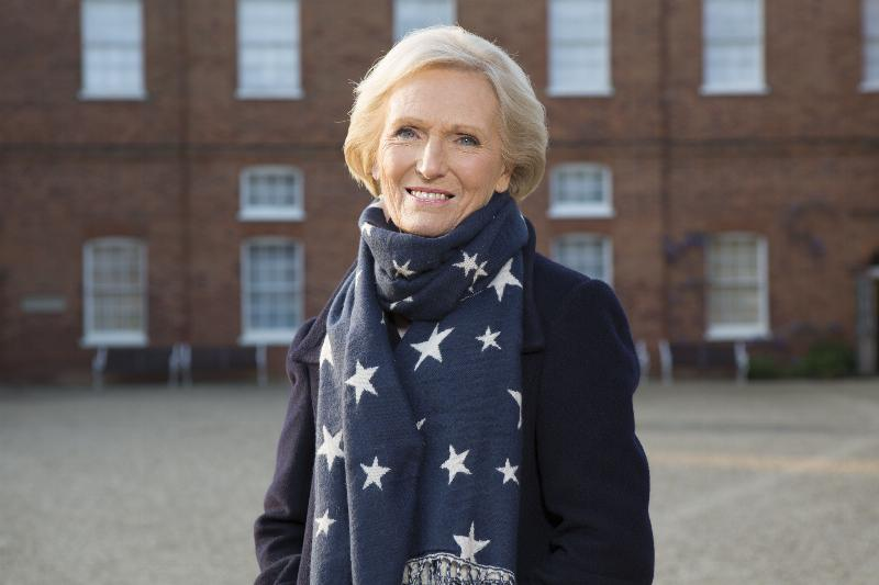 Mary Berry on Who Do You Think You Are?