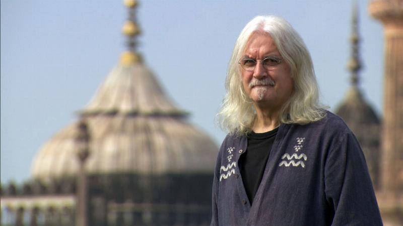 Billy Connolly family history