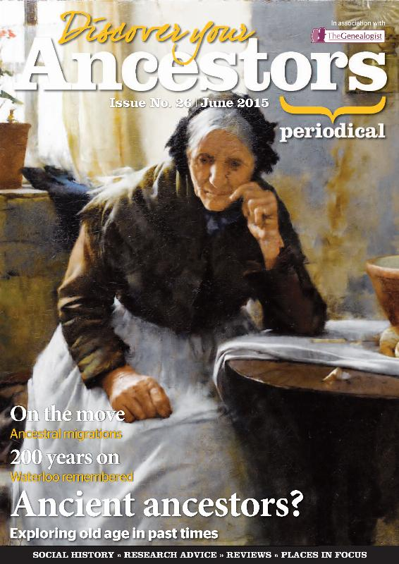 Discover Your Ancestors Periodical June 2015