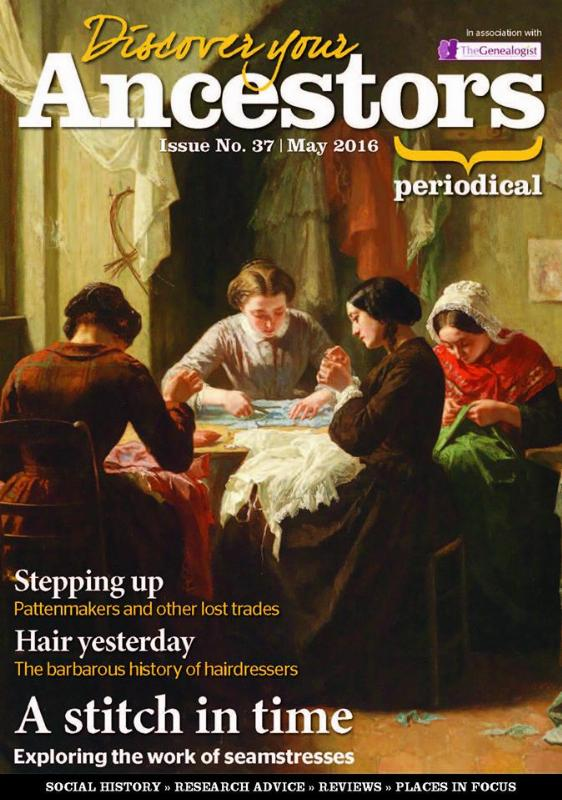 Discover Your Ancestors Periodical