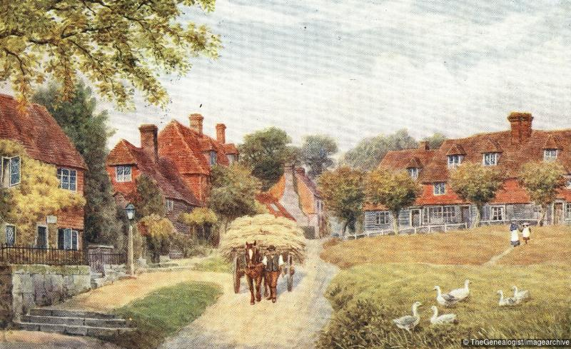 Sussex scene from TheGenealogist Image Archive